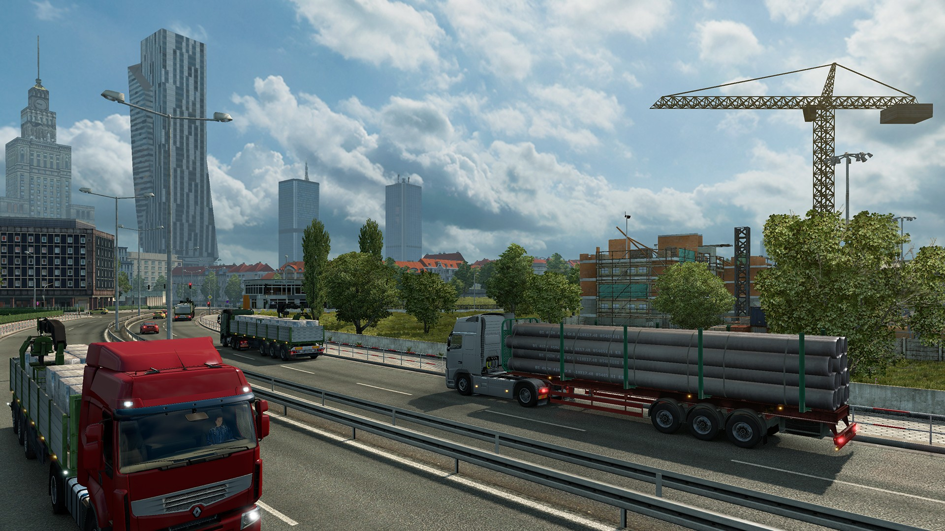 euro truck simulator online spielen