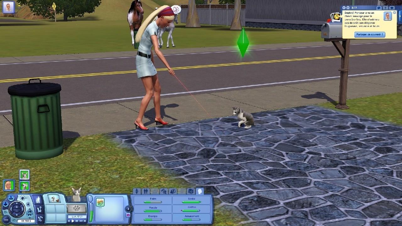 Acheter Les Sims 3: Animaux & Cie Official Website