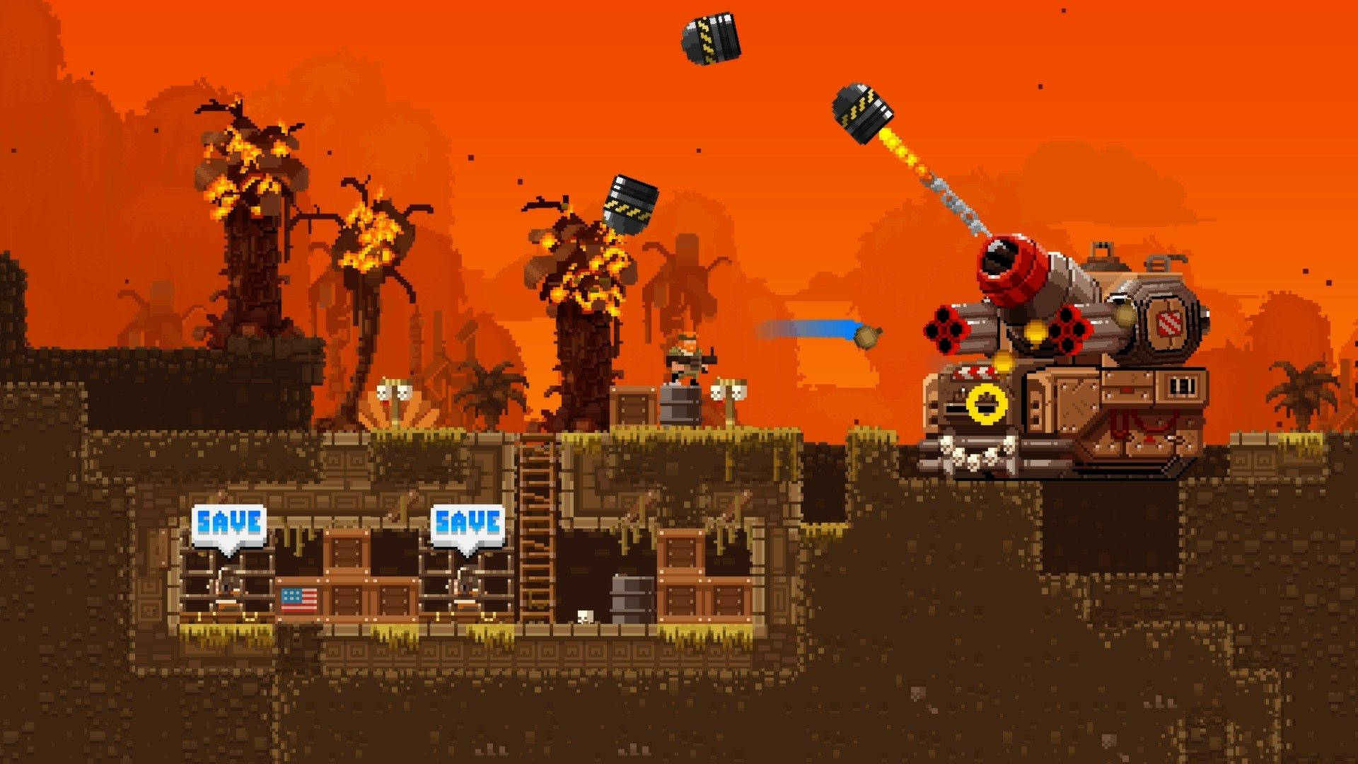 Acheter Broforce Steam