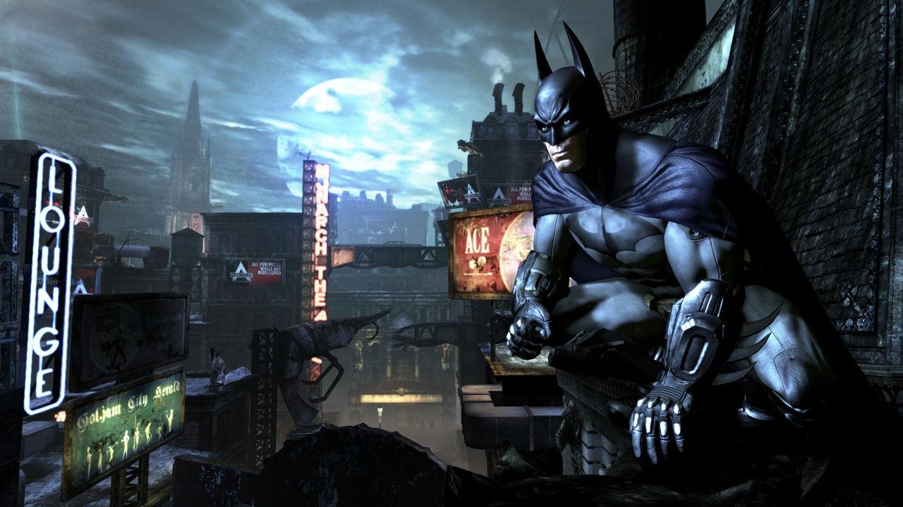 acheter batman arkham city goty steam