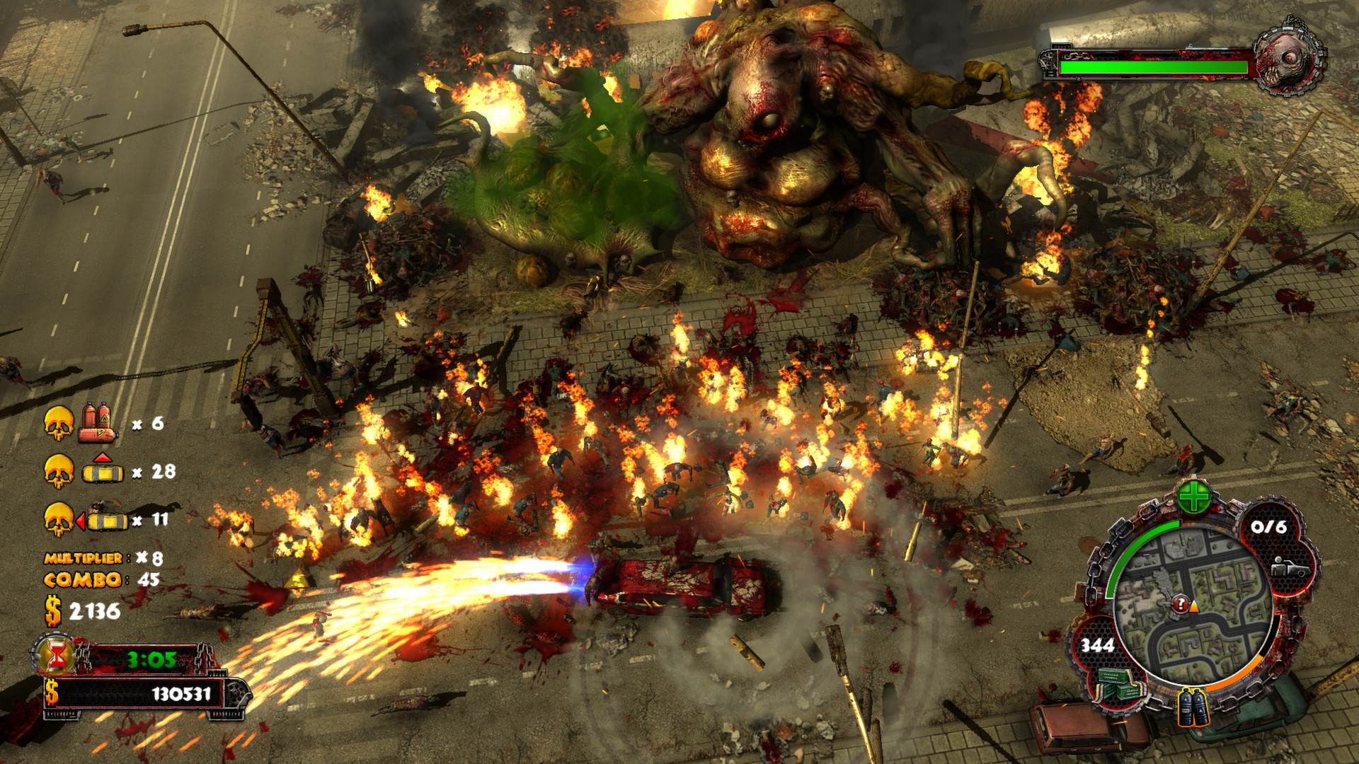 Risultati immagini per Zombie Driver HD Complete Edition (PS3)