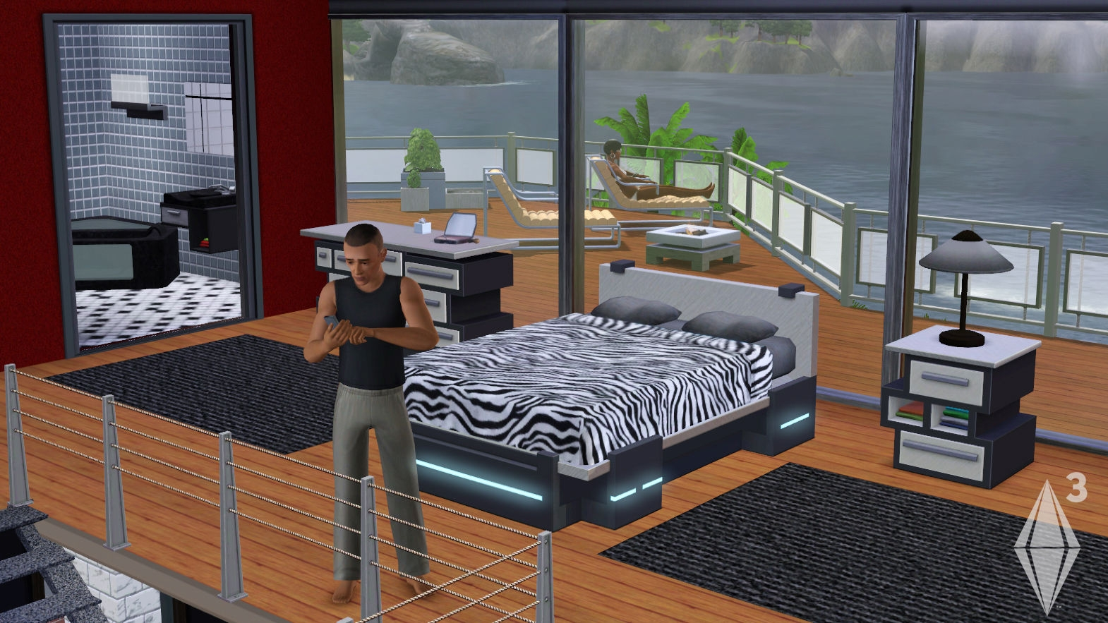 Comprar the sims 3 high end loft stuff official website for Salle a manger sims 4