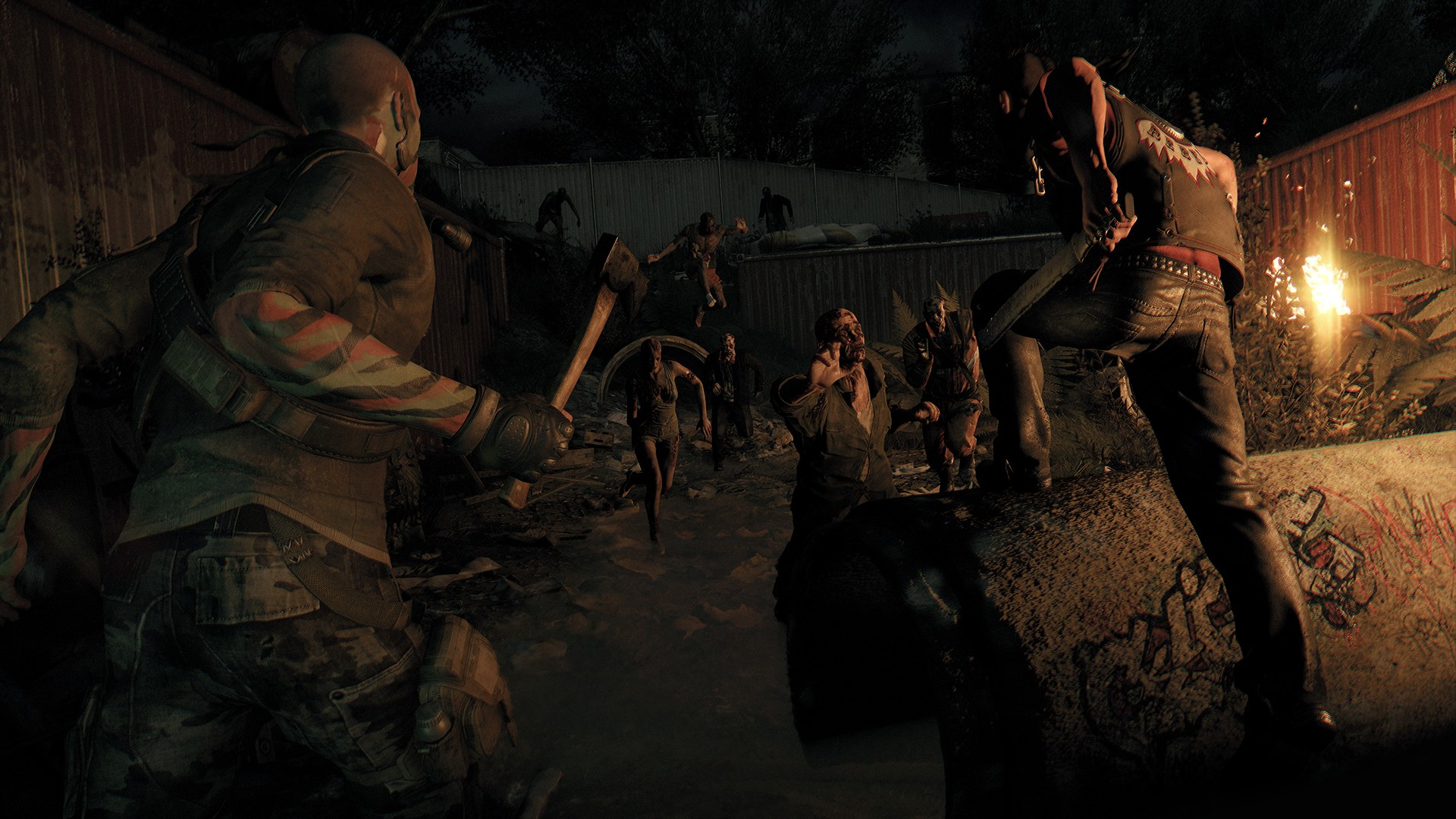 Buy Dying Light The Following Enhanced Edition Steam