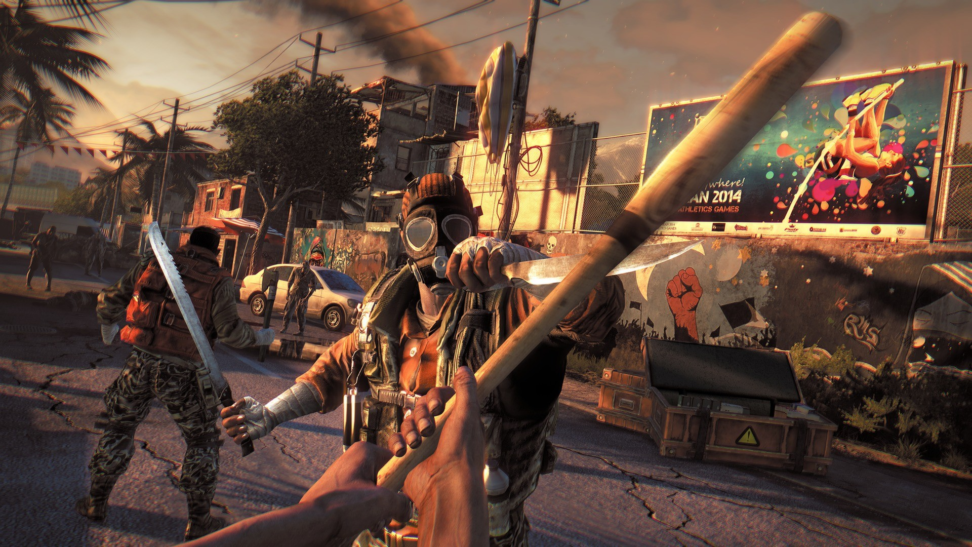 Nice ... Dying Light: The Following   Enhanced Edition 5 Good Ideas