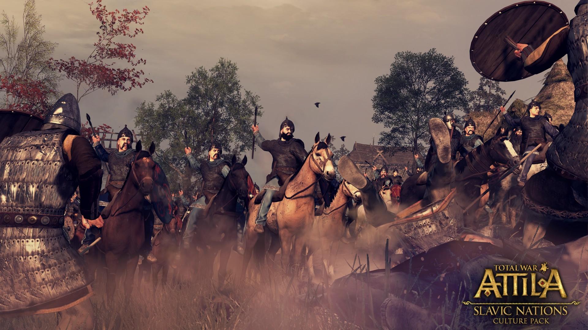 Total War: ATTILA - Slavic Nations Culture Pack Crack