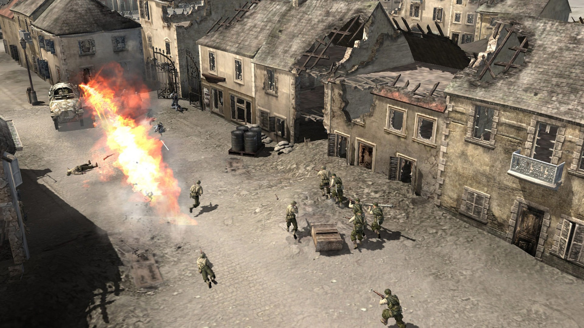 buy company of heroes complete pack steam. Black Bedroom Furniture Sets. Home Design Ideas
