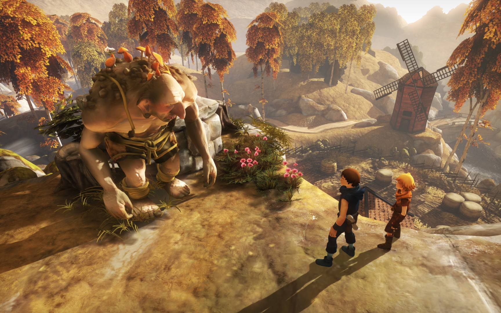 Brothers: A Tale Of Two Sons, one of this week's gaming discounts
