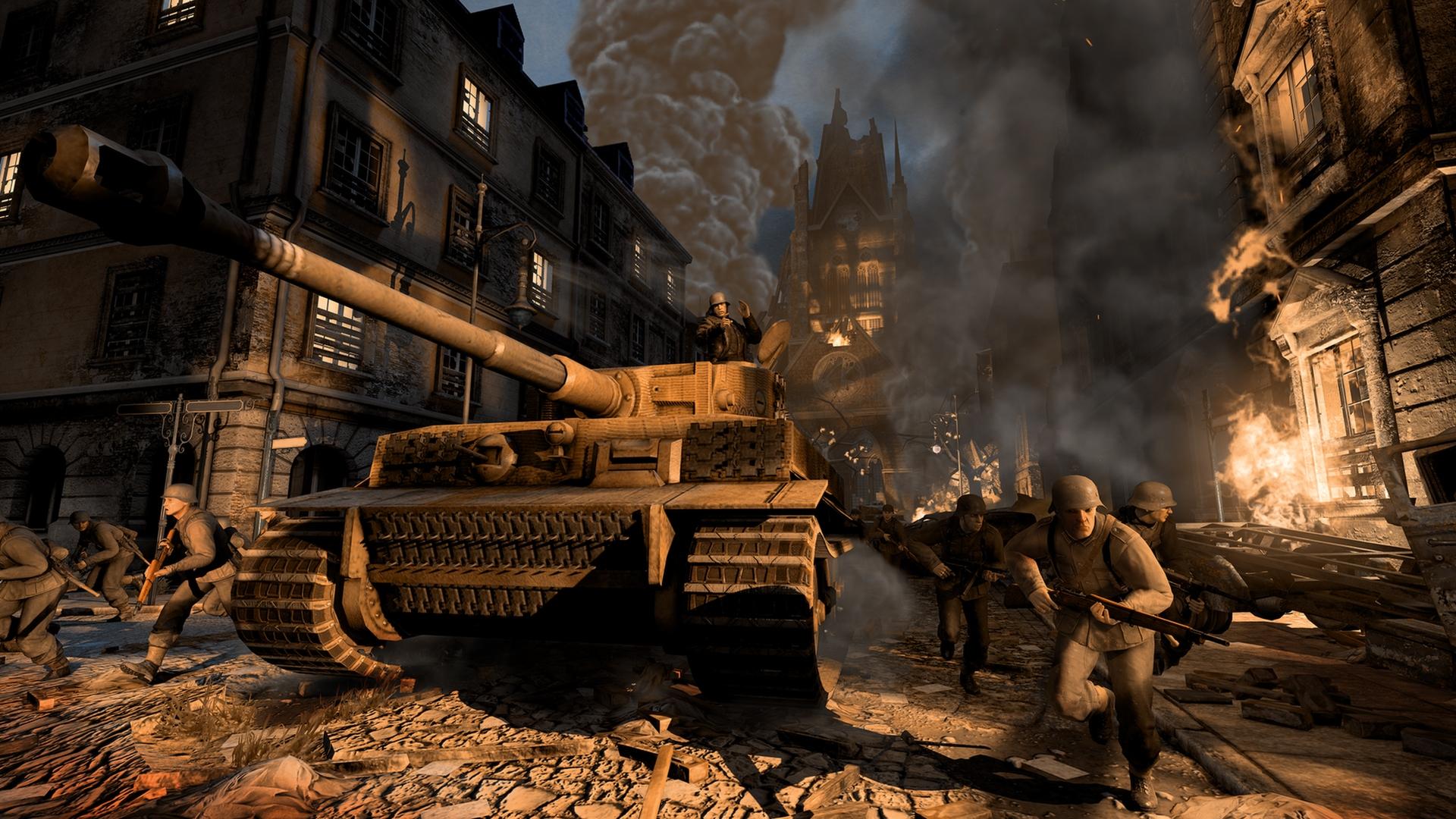 Sniper Elite 4 for Mac OS X