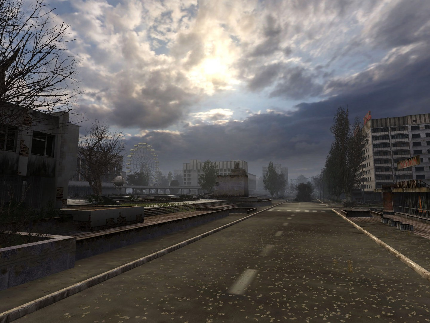how to change for shadow of chernobyl