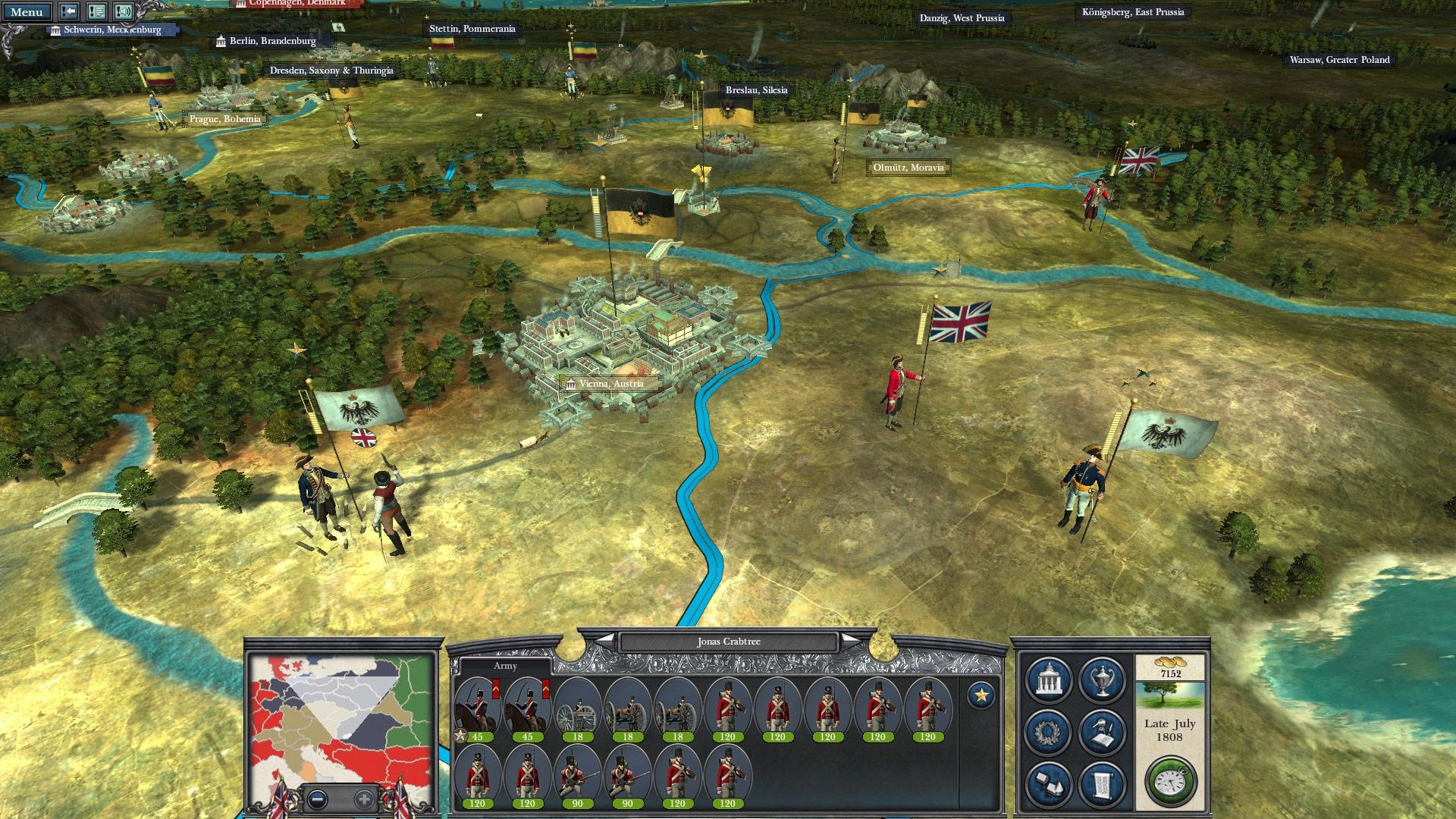 War Simulation Games Pc