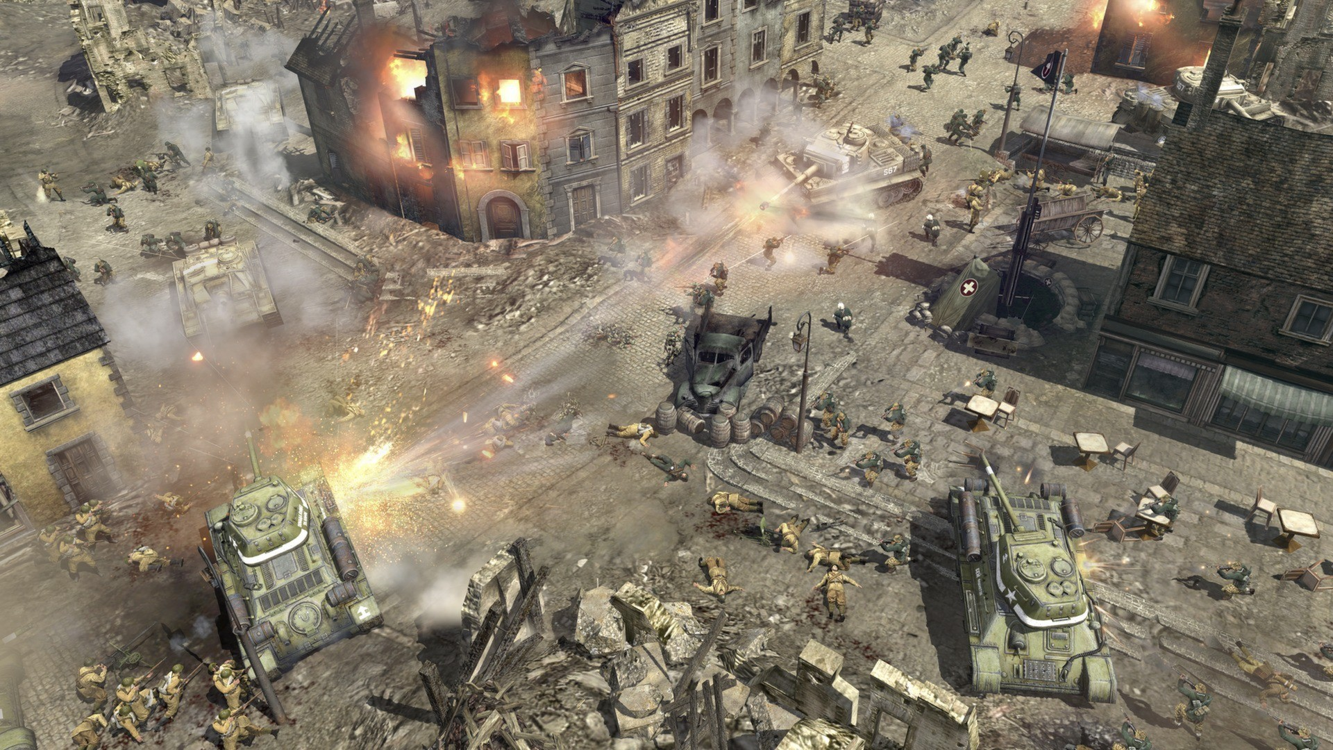 Coh 2 Case Blue : Company of heroes theatre of war case blue dlc steam cd key