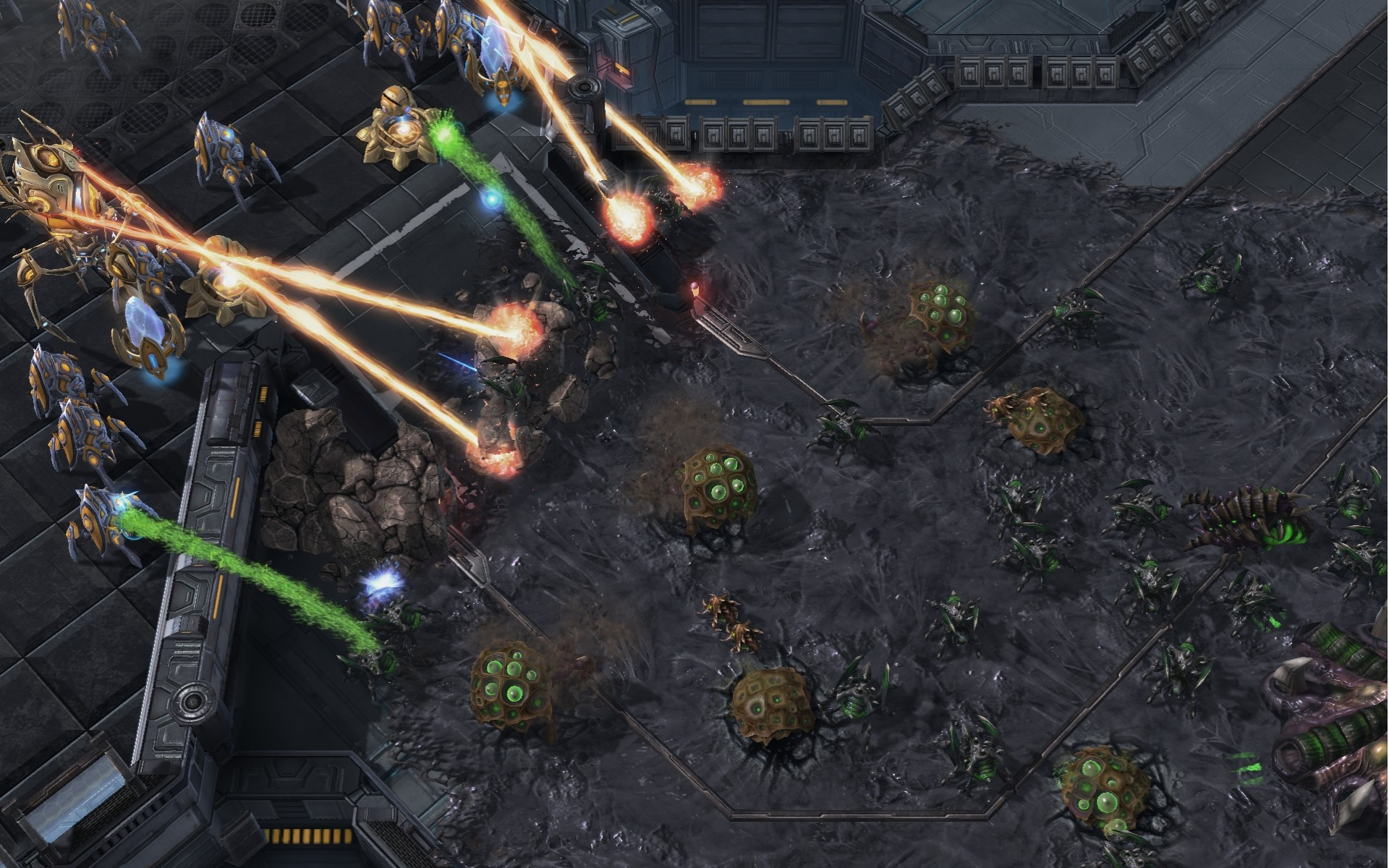starcraft 2 how to change announcer