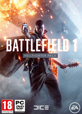 BF1 Battlefield 1 Hellfighter Pack