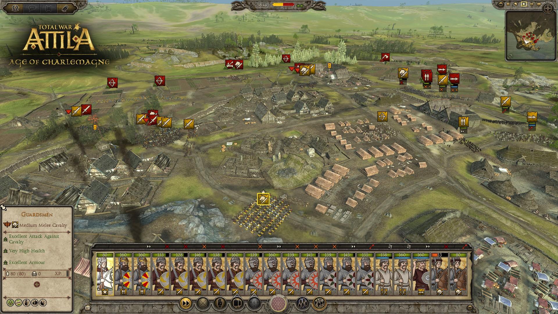Total war attila torrent