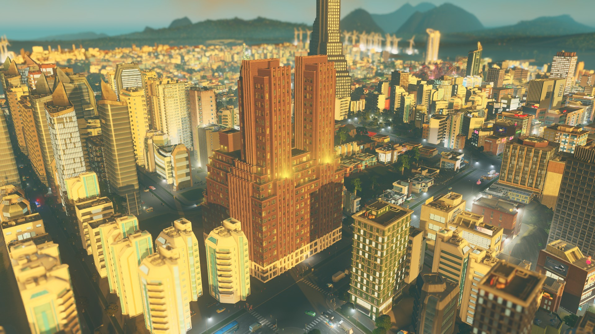 cities skylines how to get skyscrapers