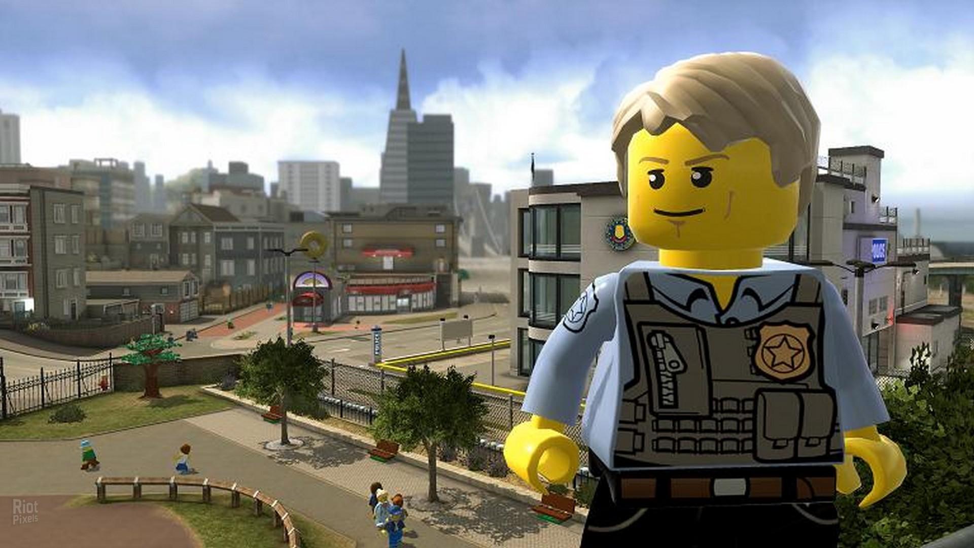 Resultado de imagen de lego city undercover