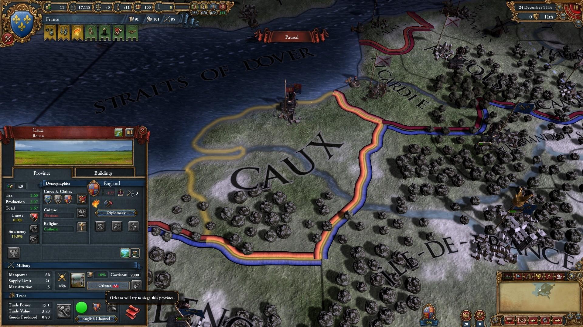 Expansion - Europa Universalis IV: El Dorado Download