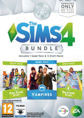 The Sims 4: Bundle Pack 4