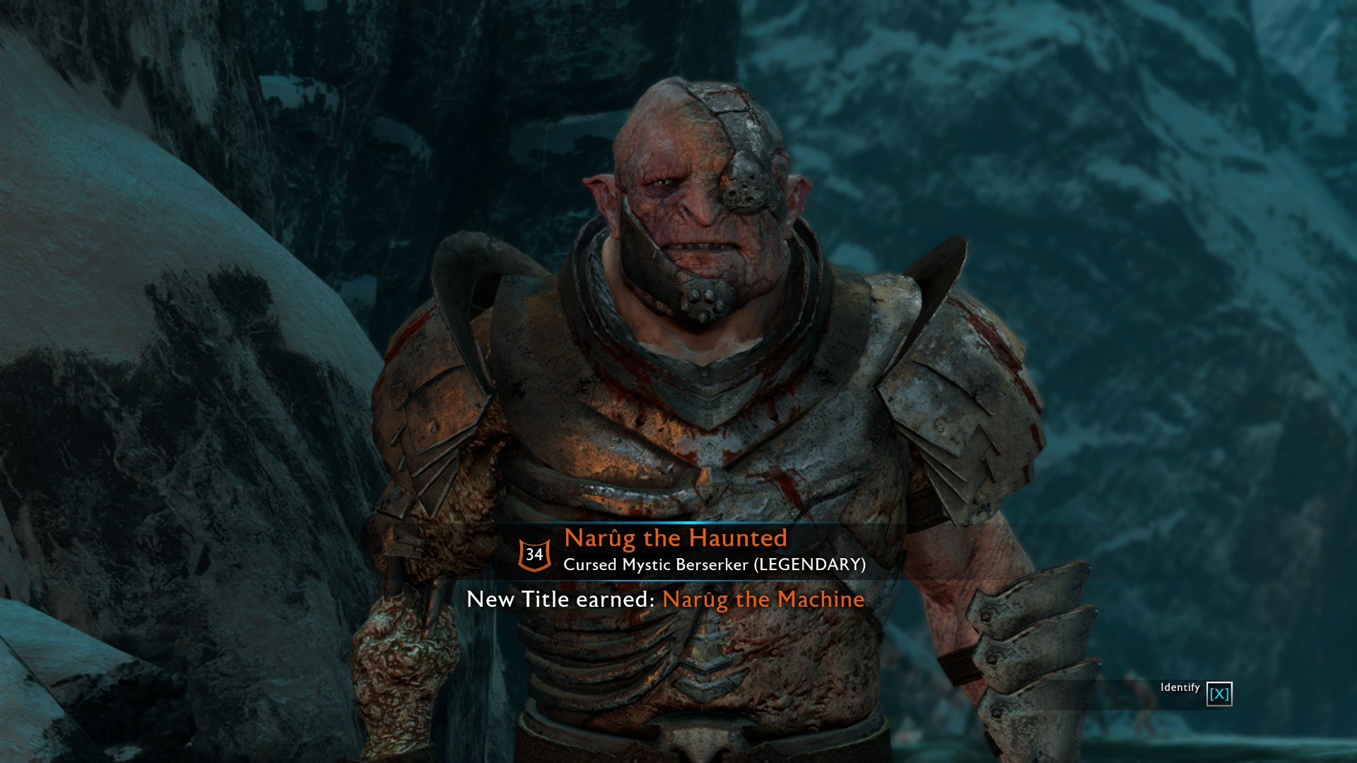 PC Game Open World Middle Earth: Shadow of War