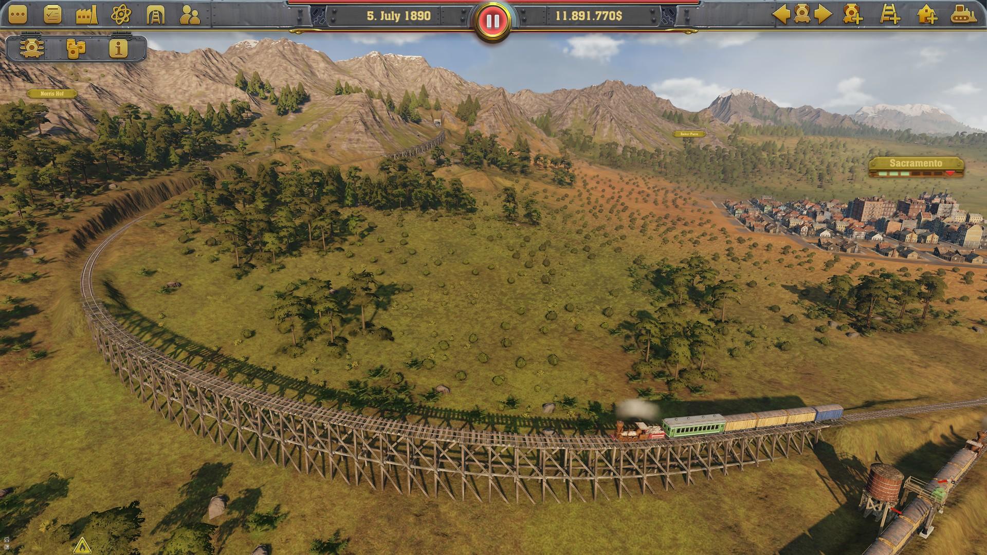 Railway Empire Crack