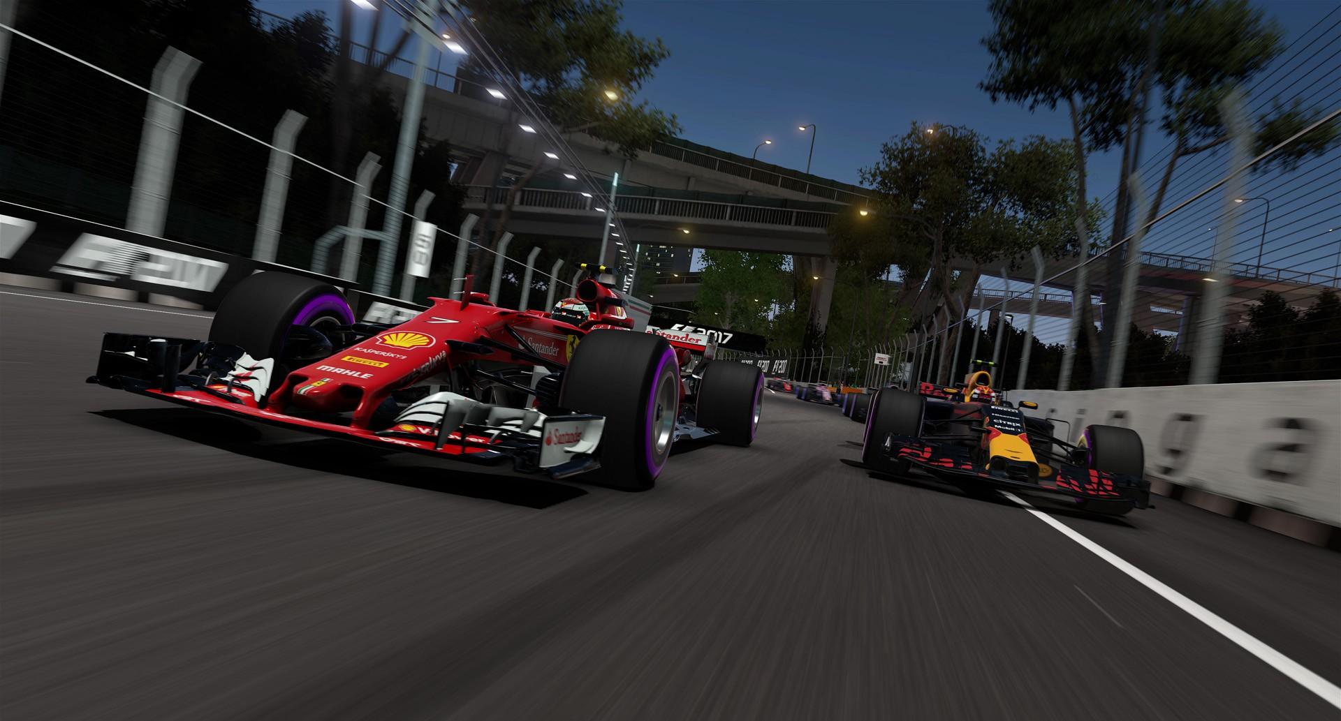 Lego Formula Cars Racing Game