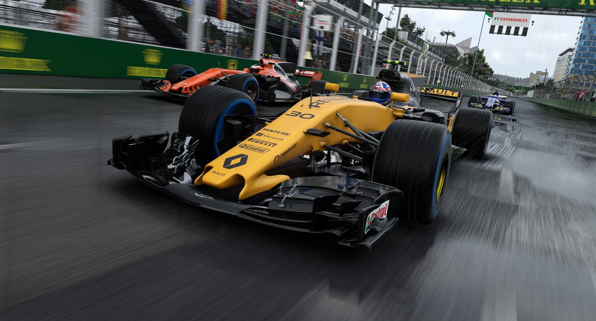 | F1 17 T.XVIII | Despedida de la Temporada 18 2006-5