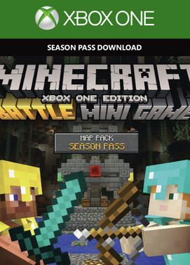Minecraft Xbox One Edition Battle Map Season Pass