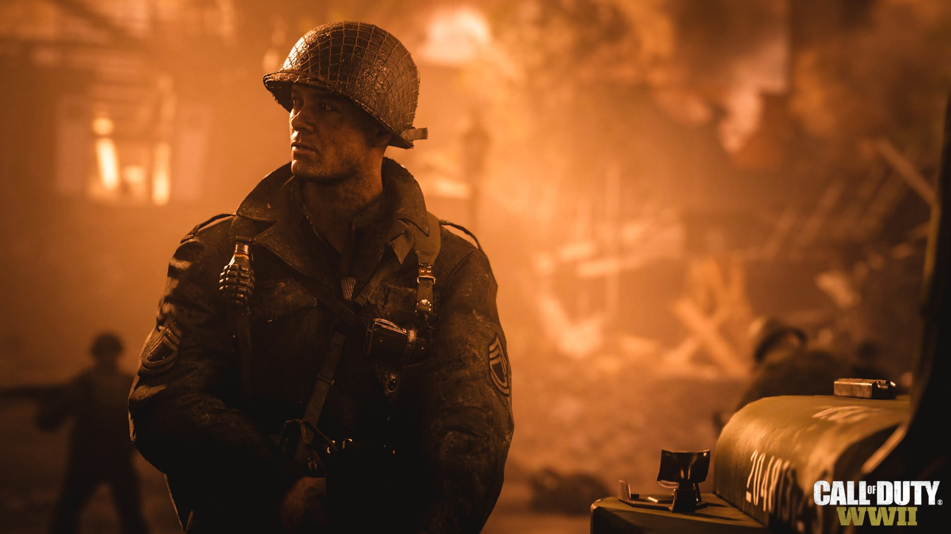 Call of Duty: WWII tops UK Charts, sales up over 50% compared to Infinite Warfare 1