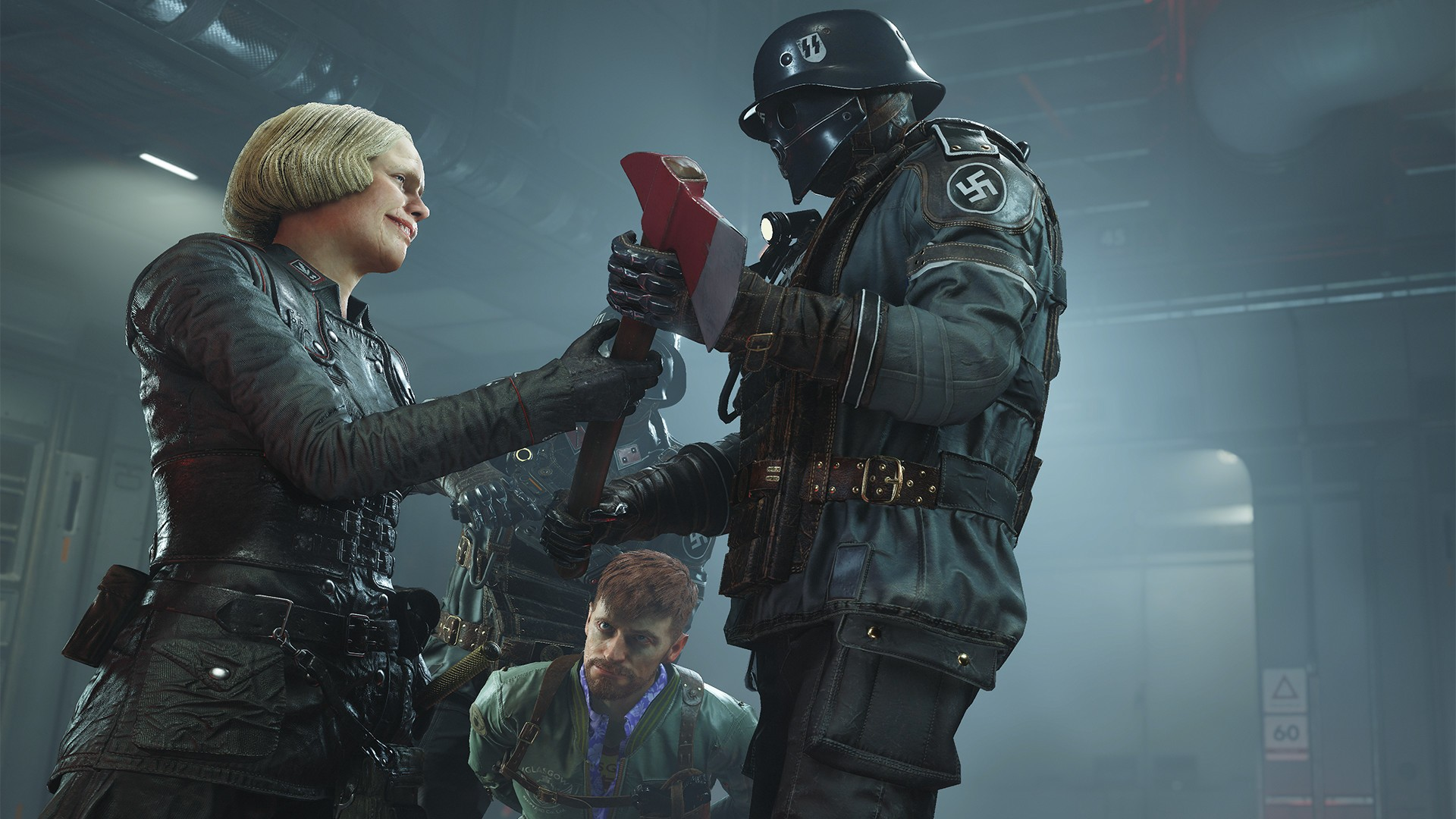 Image result for wolfenstein new colossus 1920x1080