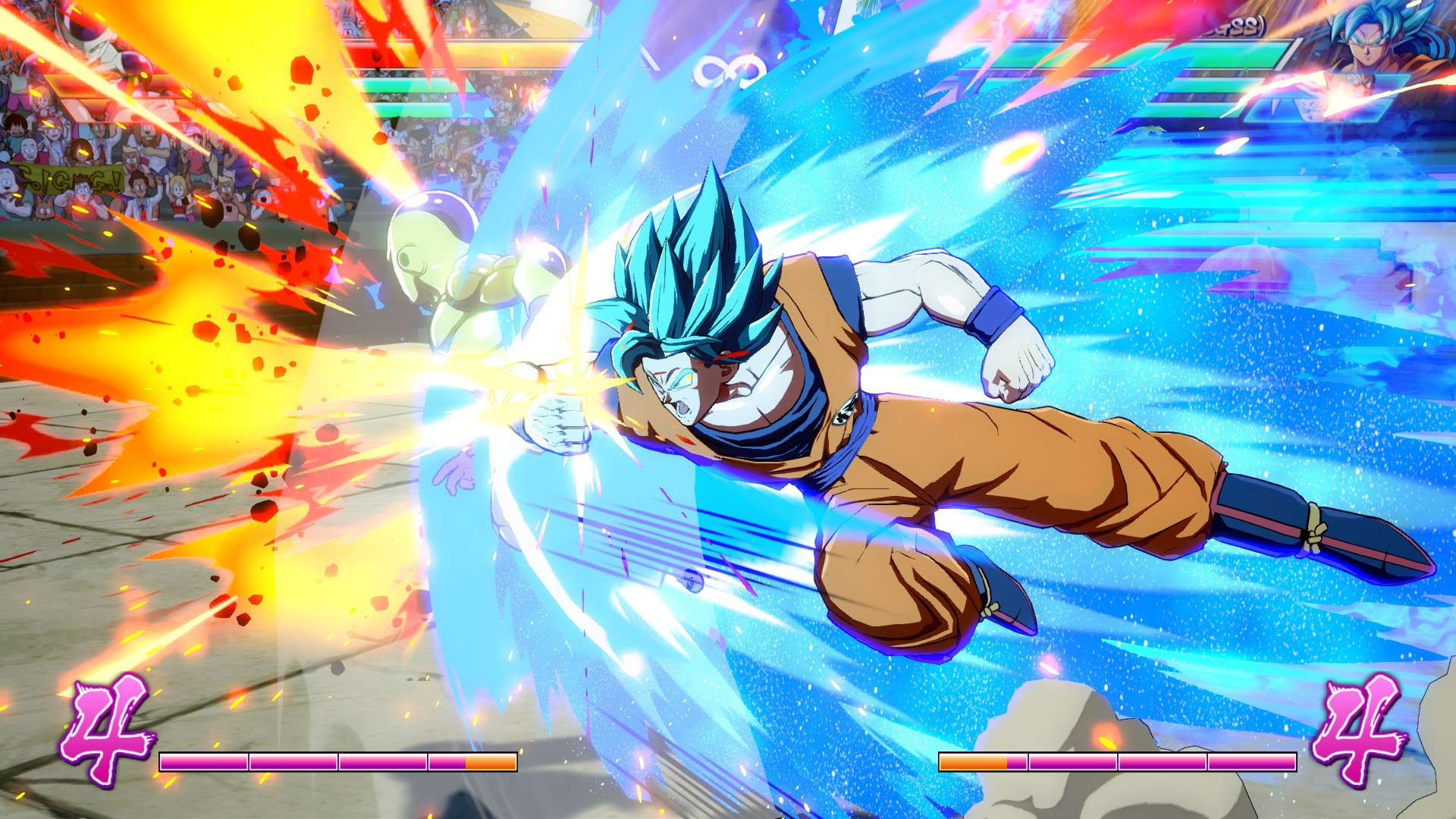 Image result for Dragon ball fighter Z