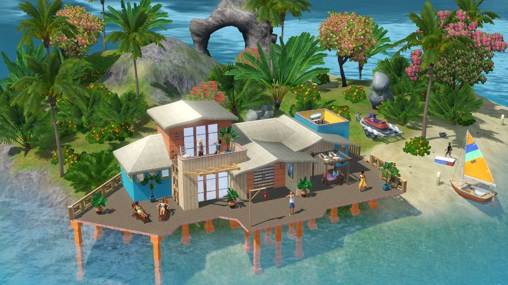 Buy The Sims 3: Island Paradise Official Website