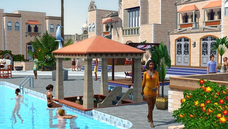 Acquista the sims 3 isola da sogno official website for Family sogno