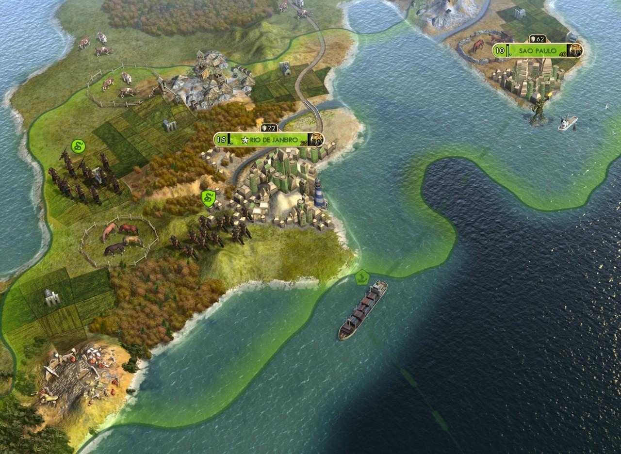 Civilization 5 persia strategy bnw