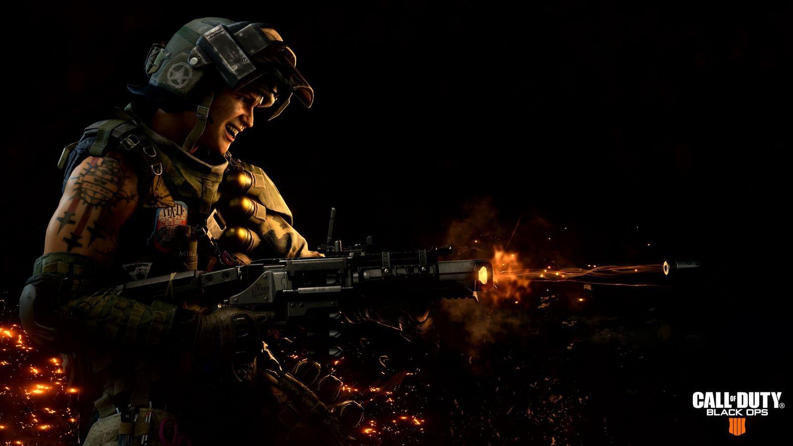 Call of Duty: Black Ops 4 | خرید سی دی کی و نسخه اورجینال بازی - ایران استیم