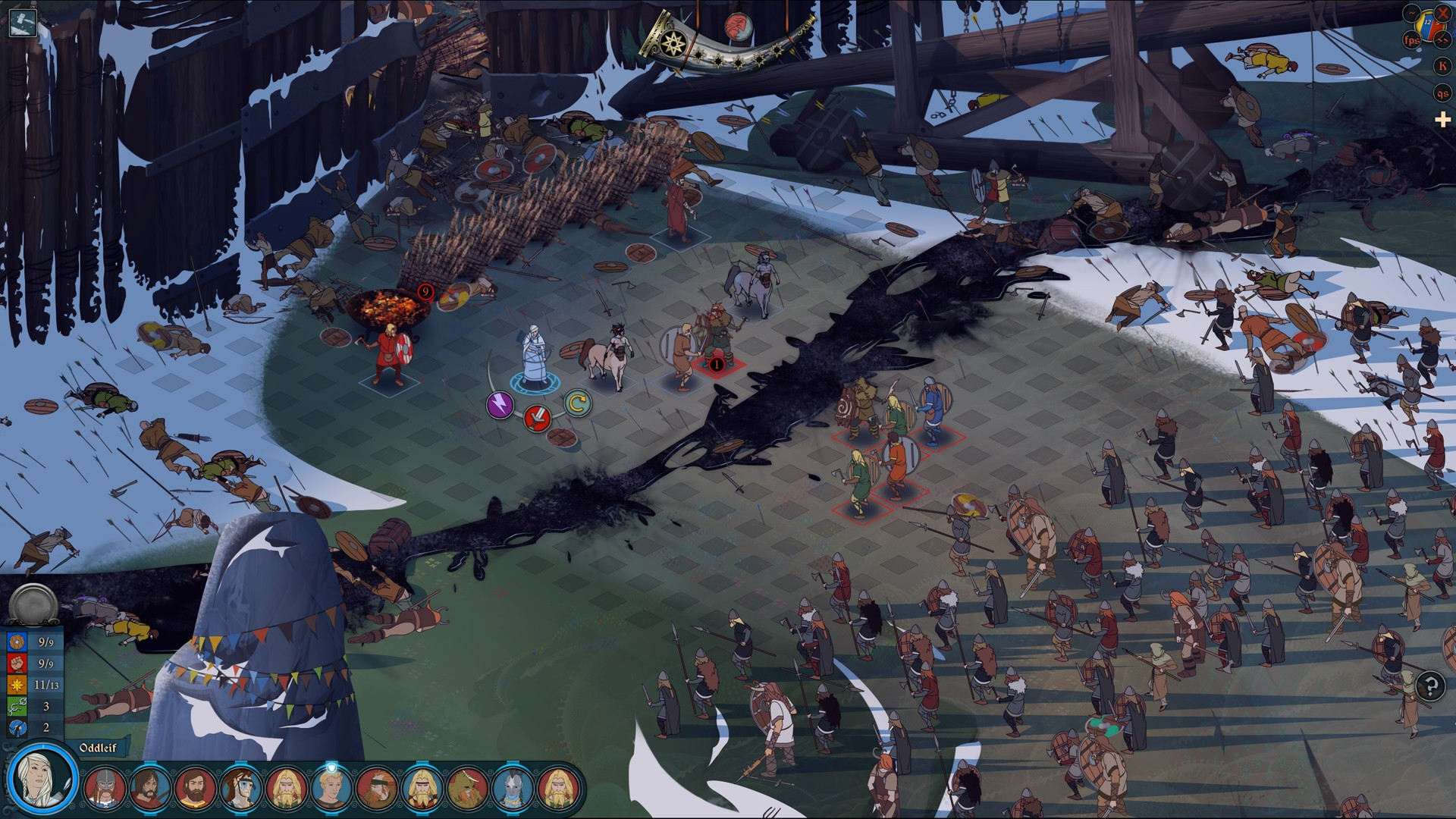 Risultati immagini per the banner saga