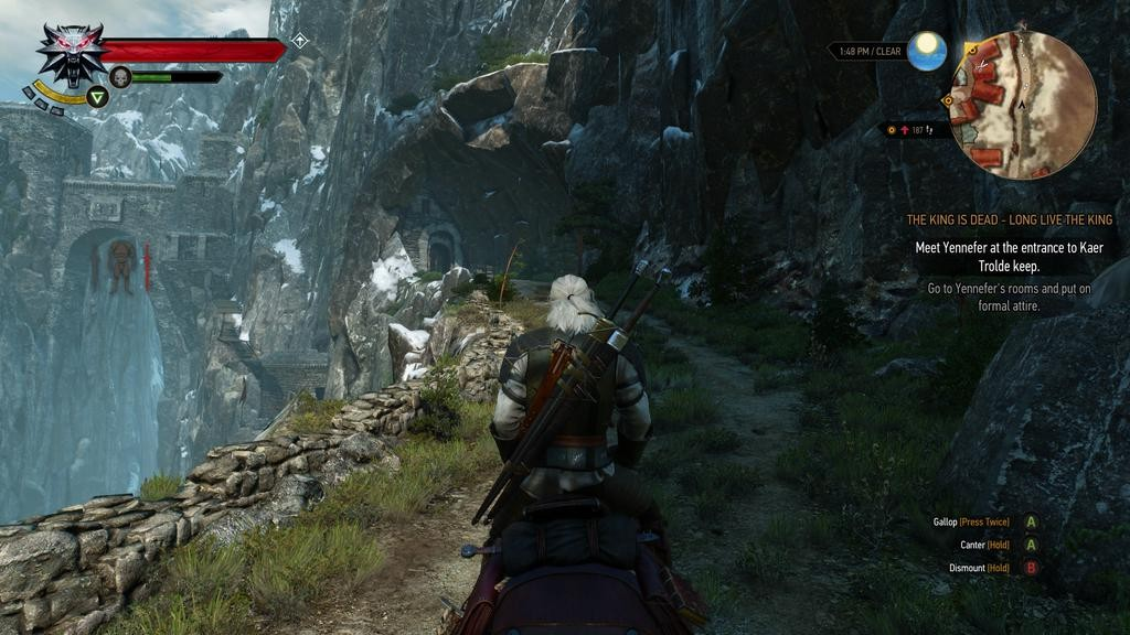 The Witcher 3 Wild Hunt 2018 PS4, PSP Android APK ISO Download Free