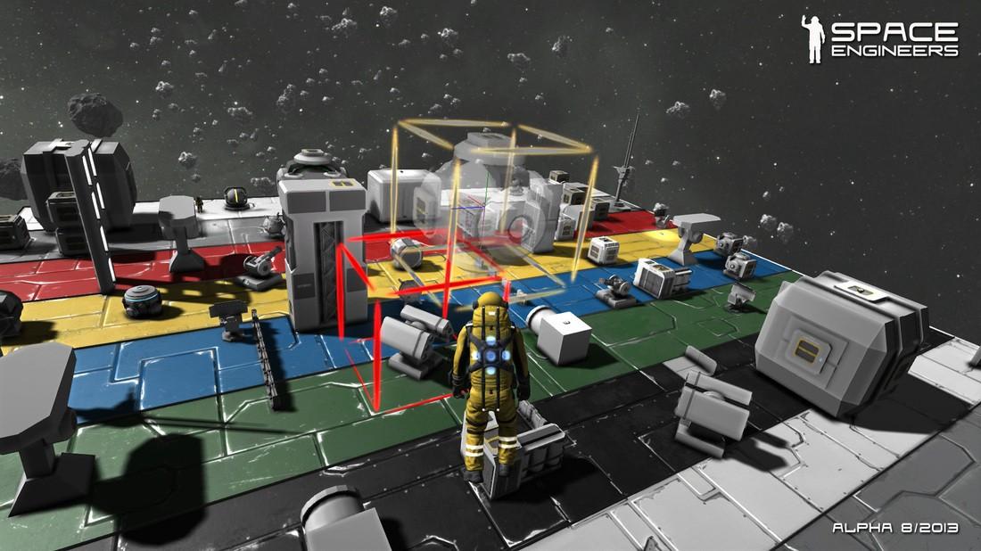 Space engineers ролевая игра по мотиву ведьмака