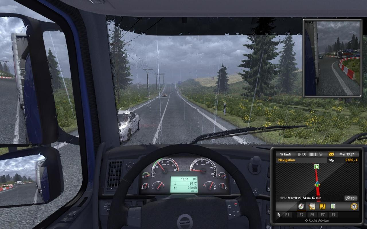 buy euro truck simulator 2 steam. Black Bedroom Furniture Sets. Home Design Ideas
