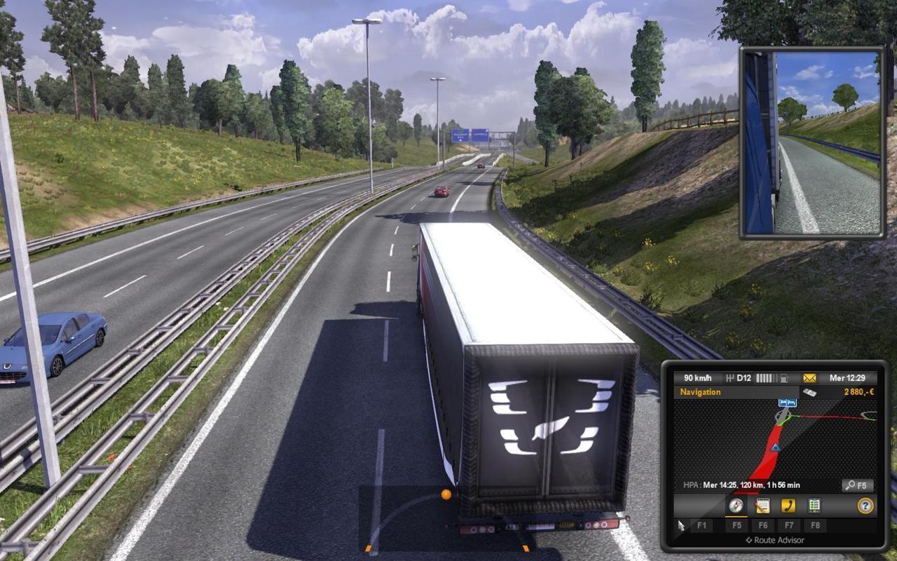 Euro Truck Simulator Kostenlos Spielen