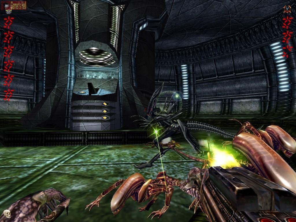 Alien vs predator multiplayer strategy
