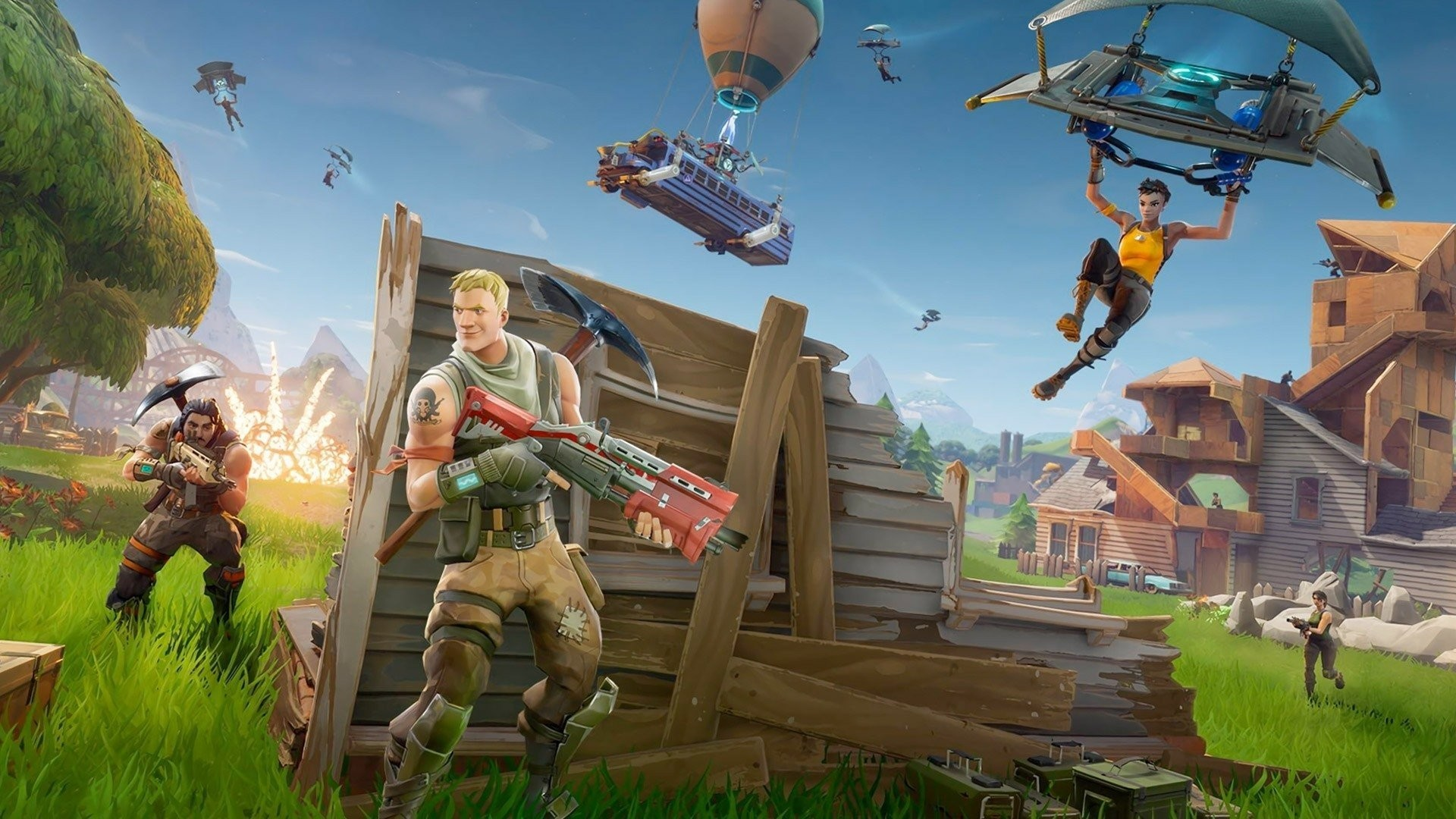 how to fix fortnite when it freezes in game