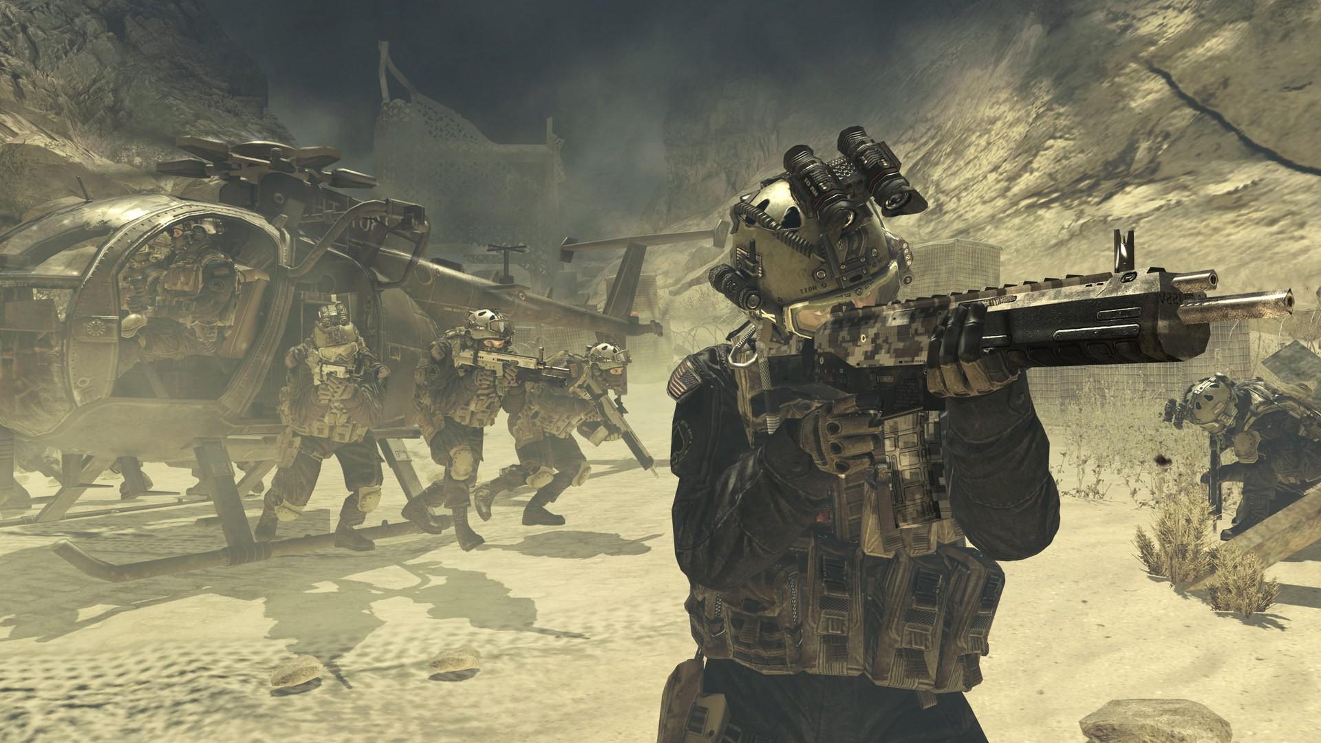 Call of Duty: Modern Warfare 2 Download - Bogku Games