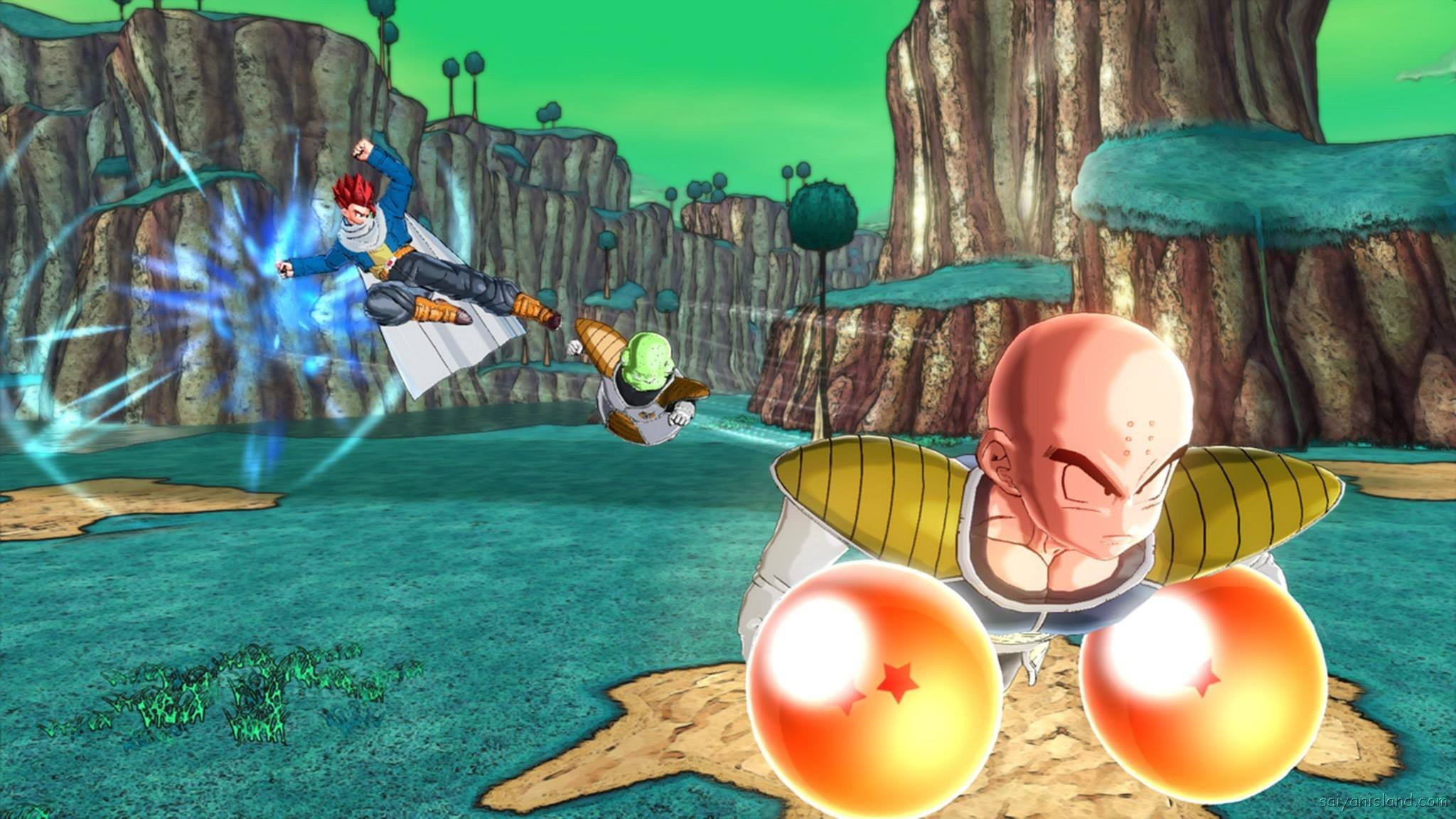 how to find dragonballs in xenoverse