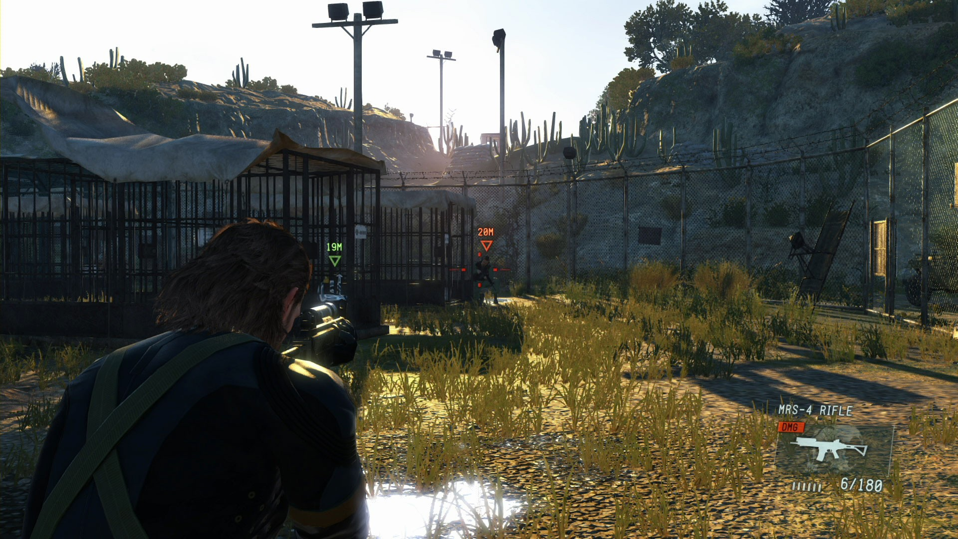 نتيجة بحث الصور عن Metal Gear Solid V Ground Zeroes