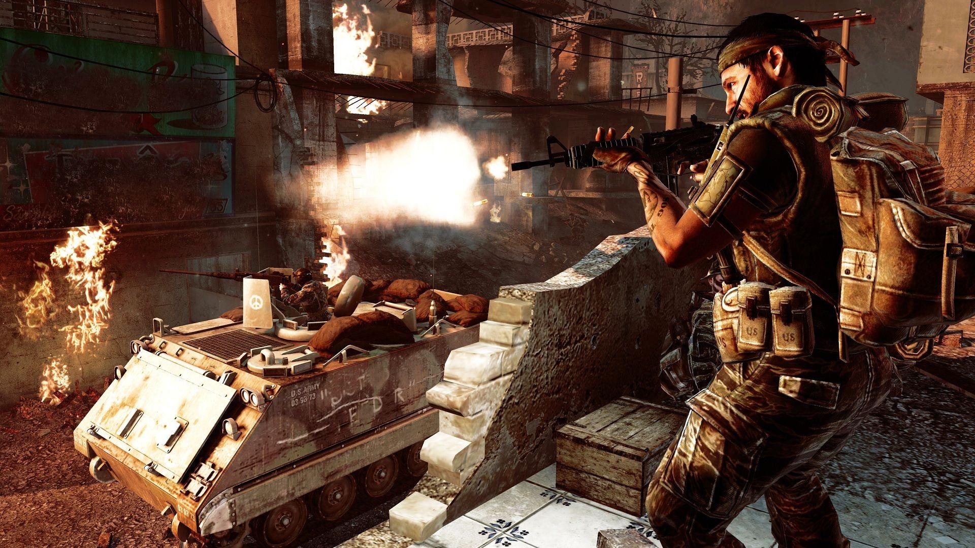 скачать игру Call Of Duty Black Ops 1 через торрент на русском языке - фото 9