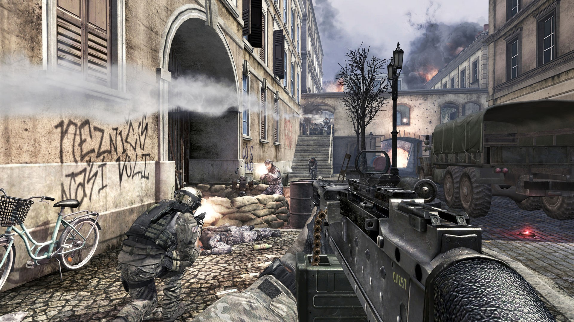 Call of Duty Modern Warfare 3 Multiplayer Crack NEW