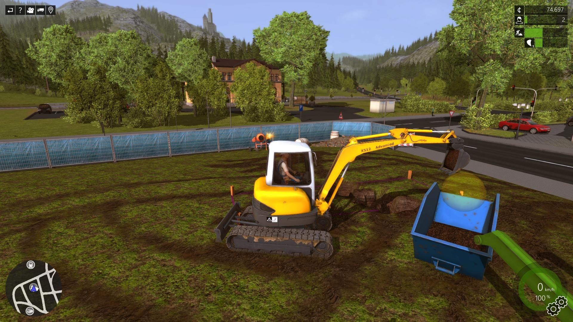 Acheter construction simulator 2015 steam for Construction maison simulation