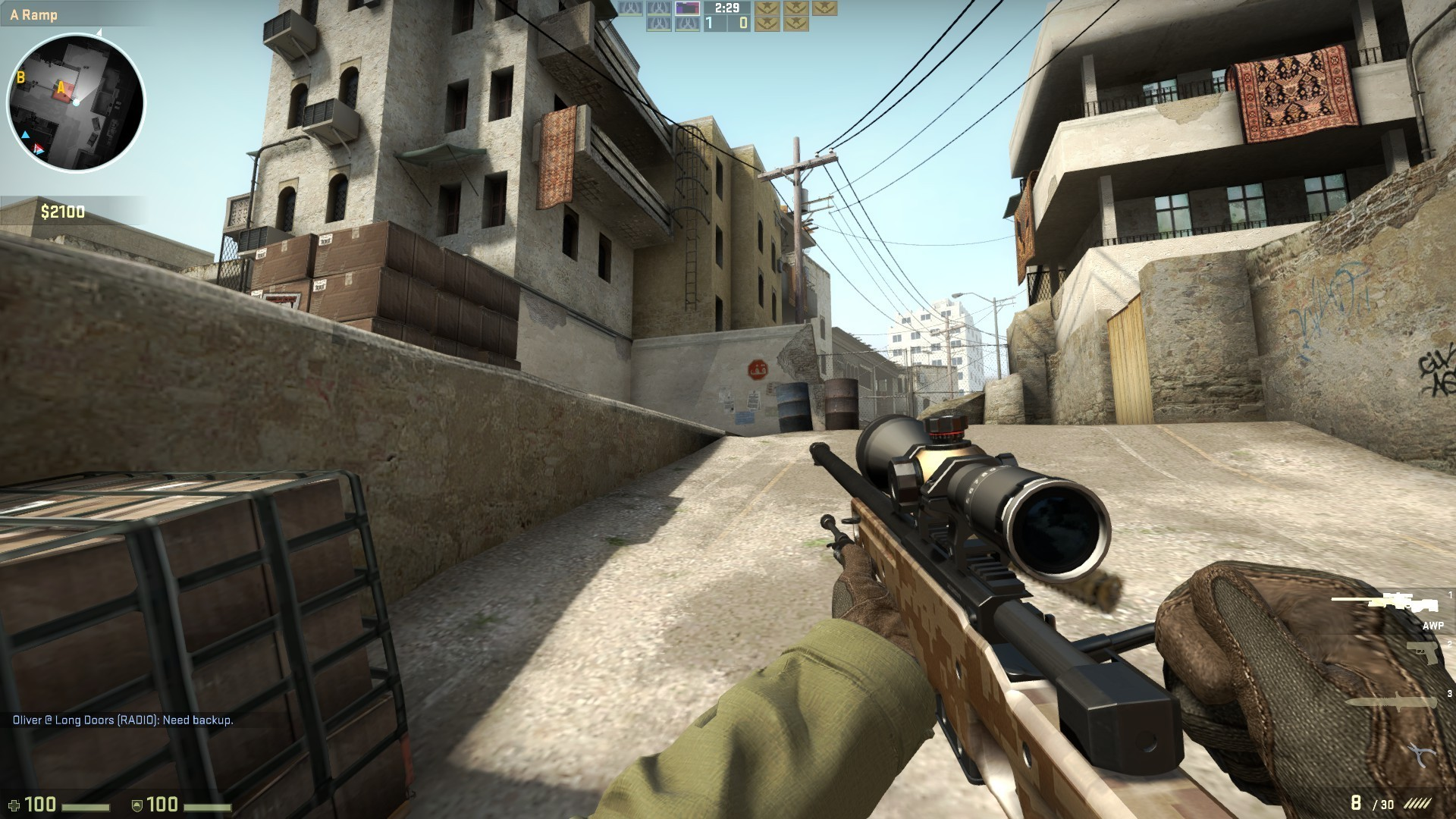 Is Counter Strike