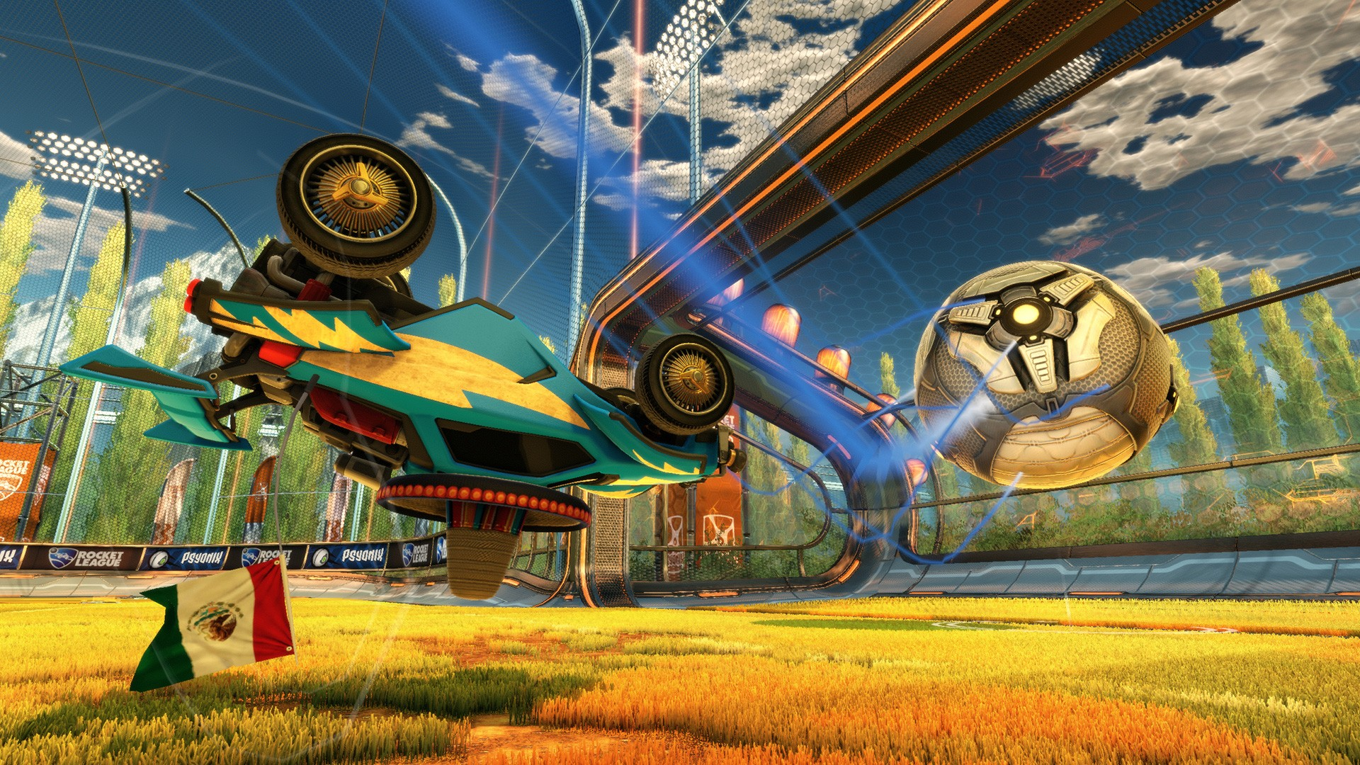 Rocket League (Nintendo Switch, PC, PS4, XBOX ONE) 670-3