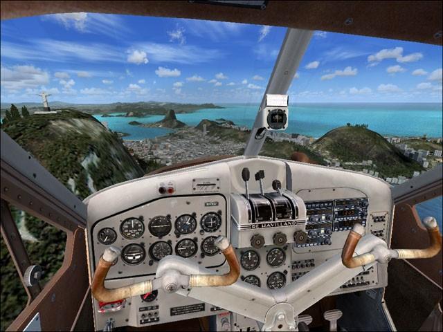 Flight simulator x скачать торрент